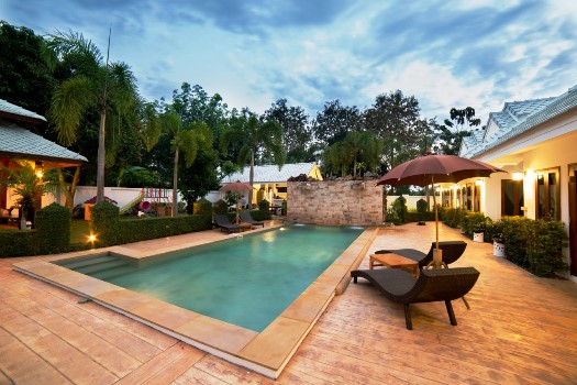 Chiang Mai Lanna House Real Estate - Business for Sale in