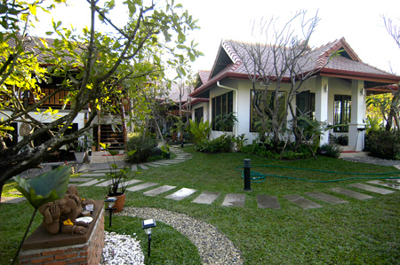 Chiang Mai Lanna House Real Estate Resorts For Rent In Chiang Mai
